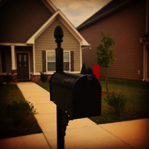 Picture. Mailbox