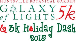 Logo. Galaxy of Lights 5K