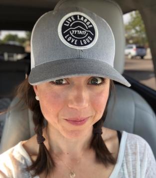 Becky Glaze Hat Pick