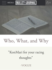 KonMari Your Thoughts